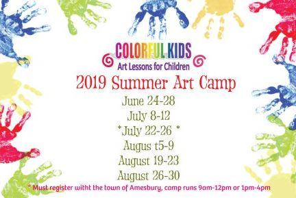 Colorful Kids | Amesbury, MA